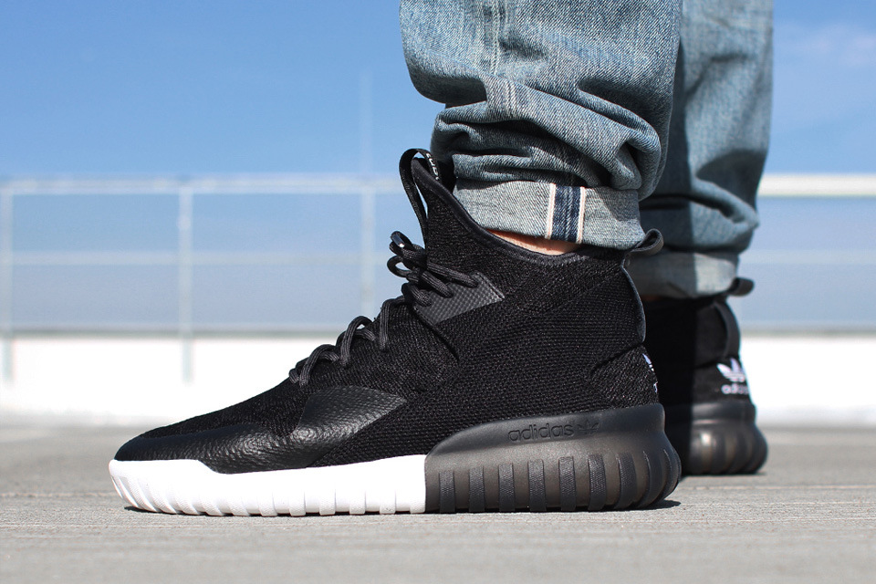 The adidas Tubular X is now available in three colorways online at adidas!