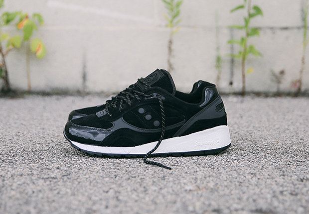 "Offspring x Saucony Shadow 6000 ""Stealth"" Now Available"