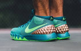 The Kyrie 1 'Australia' Available for $93.49 Shipped