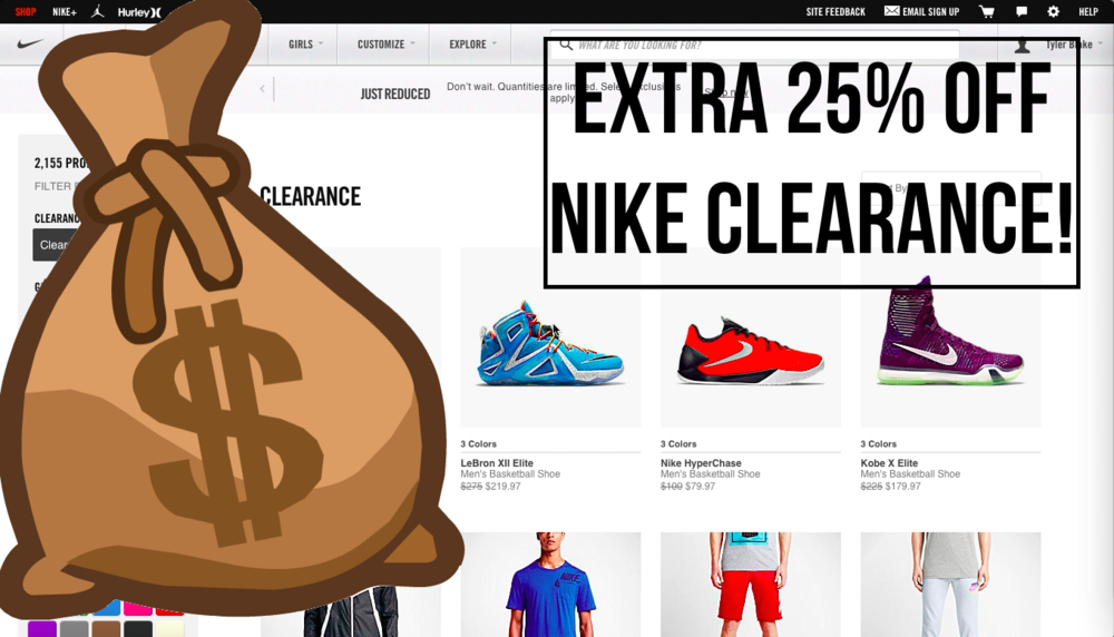 september 2015 nike coupon