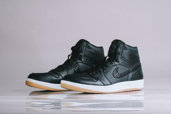 Jordan 1.5 return black gum on sale