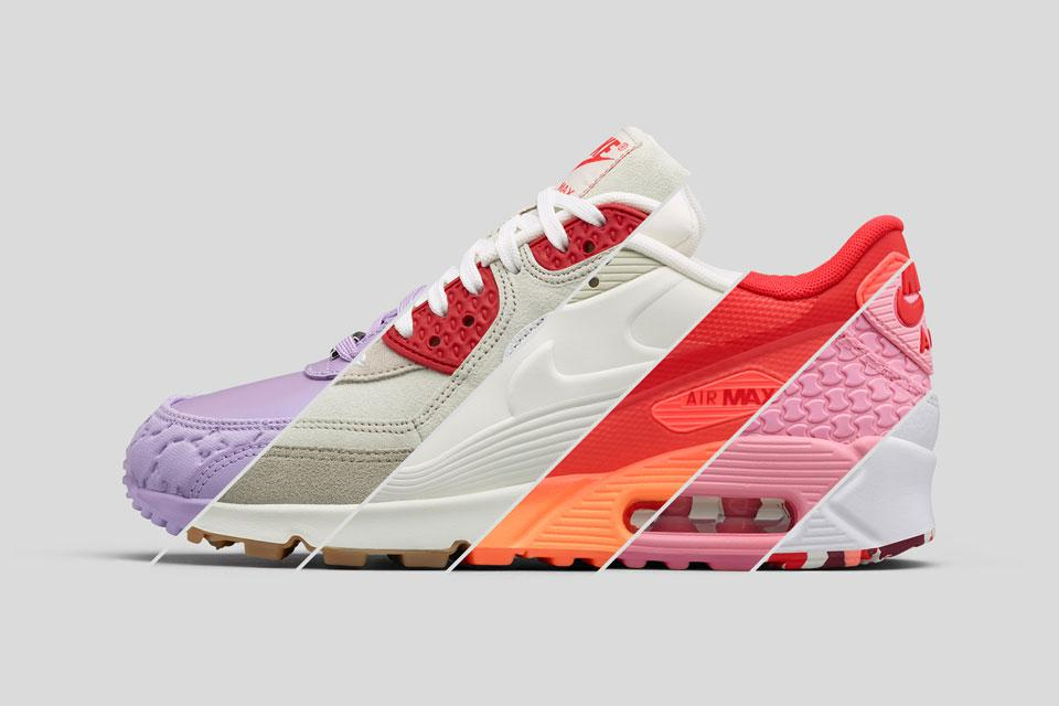 womens city pack air max 90 sportswear pack