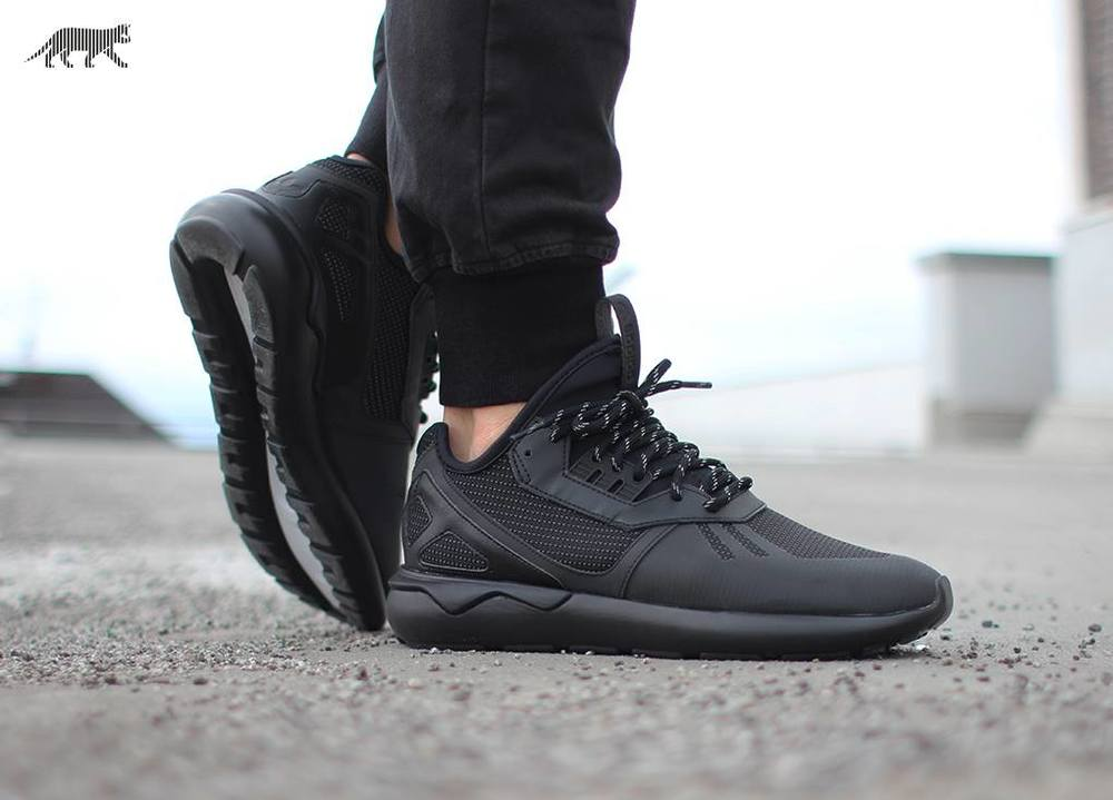 Adidas Tubular Triple Black For Sale
