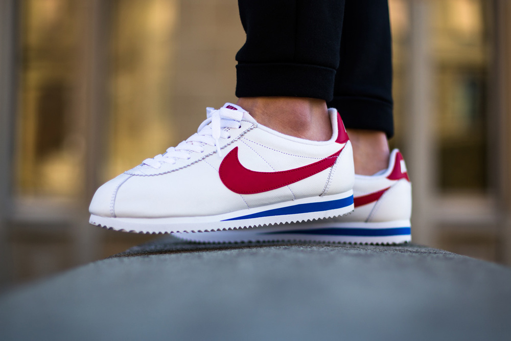 forest gump nike cortez restock on foot