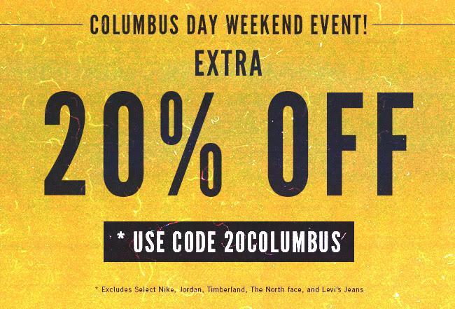 jimmy jazz coupon code october 2015