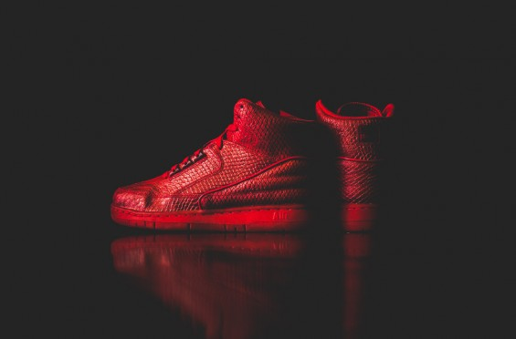 red air python prm