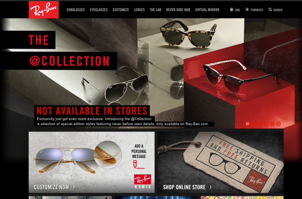 50% off rayban site
