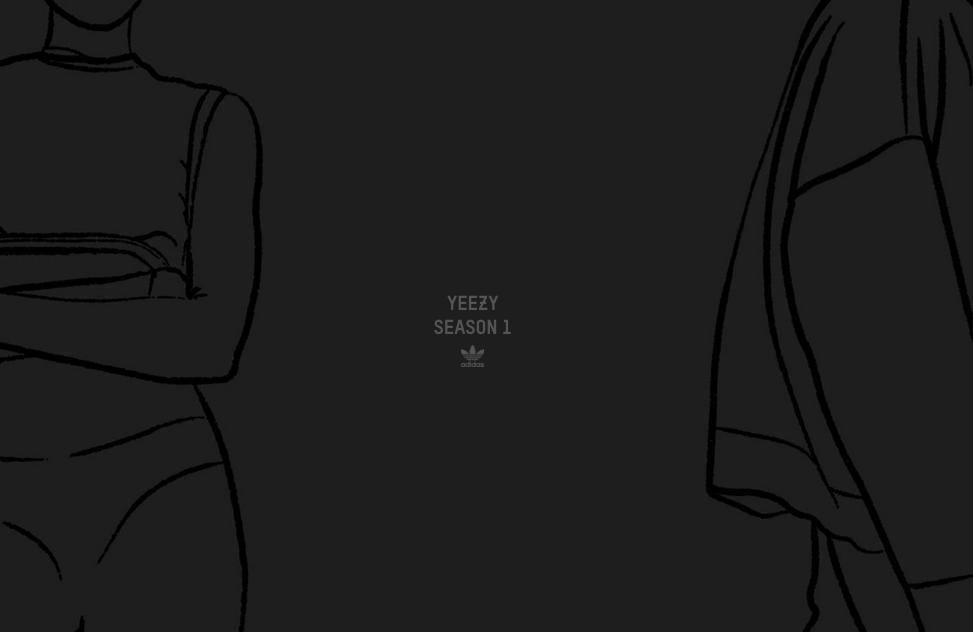 adidas yeezy season 1 release date