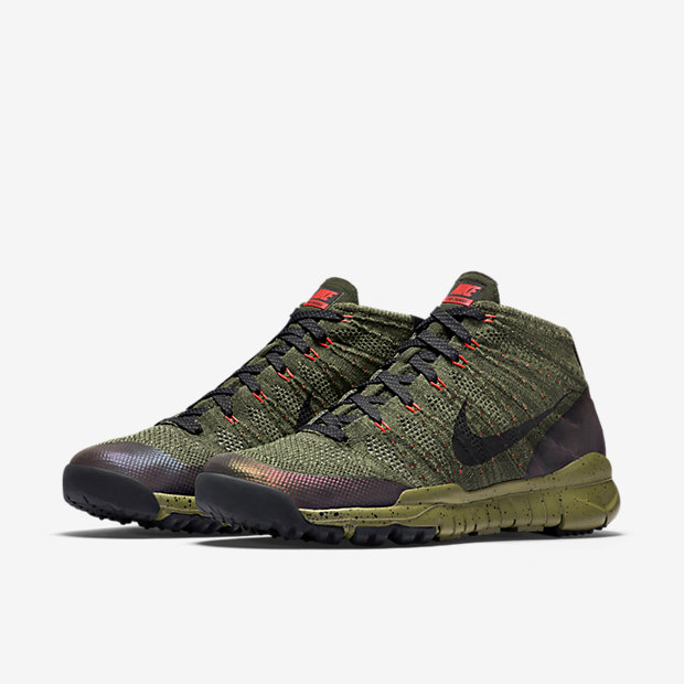 Flyknit Chukka Sneakerboot Available Now UNDER Retail! — Kicks ...