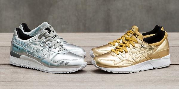 asics champagne pacGrab the Champagne Asics Gel Lyte 3 or the Champagne Asics Gel Lyte V UNDER Retail!k on sale