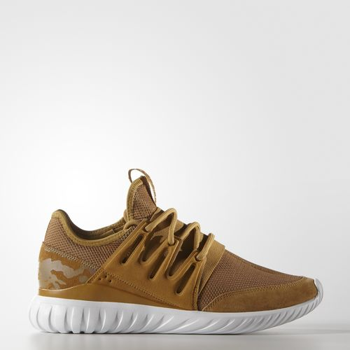"adidas Tubular Radial ""Wheat"" $110"