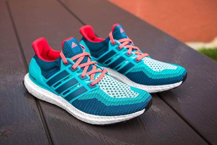 Adidas Ultra Boost Teal
