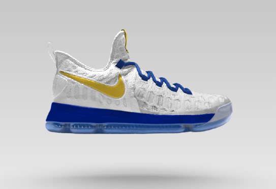 golden state warriors kd 9