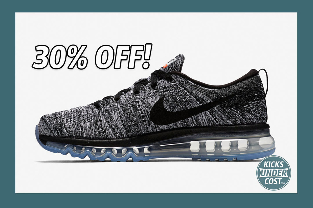 nike flyknit air max oreo on sale 30 off kicks under cost
