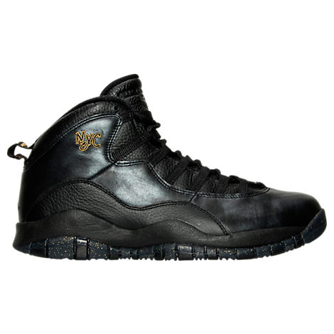 "Jordan 10 NYC on sale for $127 with code ""BTS20"""