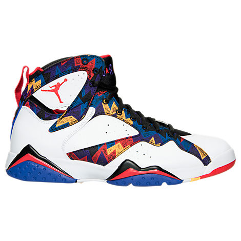 "Jordan 7 ""Nothing But Net"" on sale for $152 with code ""BTS20"""