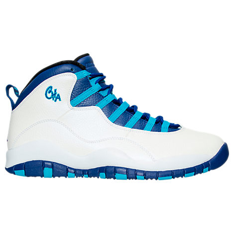 "Jordan 10 ""Hornets"" on sale for $127 with code ""BTS20"""