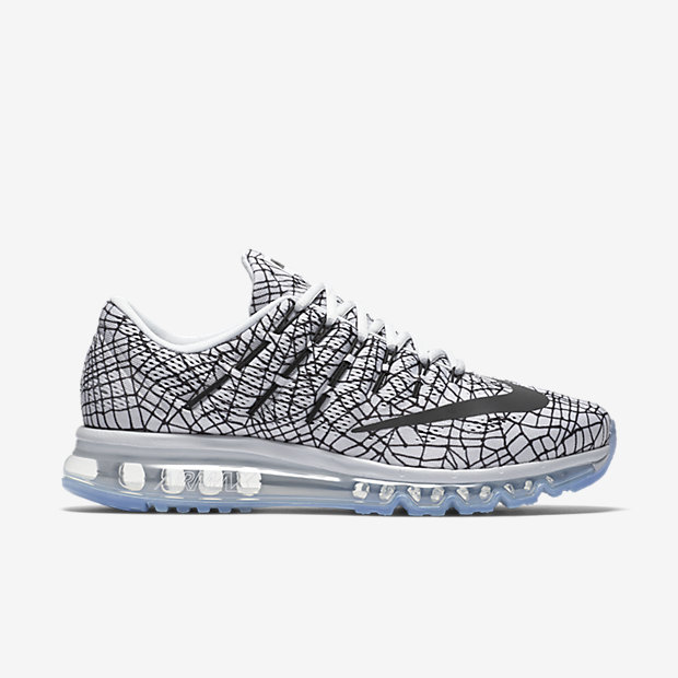 "Nike Air Max 2016 Print on sale for $112 with code ""FALL25"" http://goo.gl/C08Mz6"