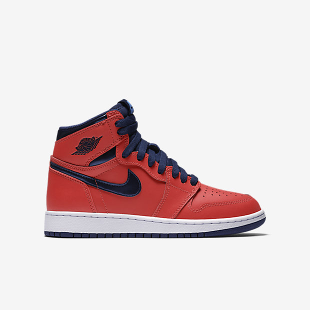 "Jordan 1 (GS) ""Letterman"" is on sale for $52 with code ""FALL25"" http://goo.gl/i2MFBR"