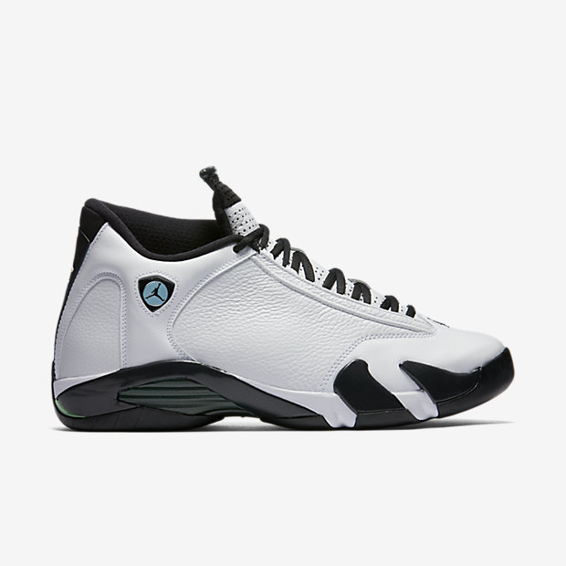 "Jordan 14 ""Oxidized Green"" from $149 shipped http://bit.ly/2bUUIVz"