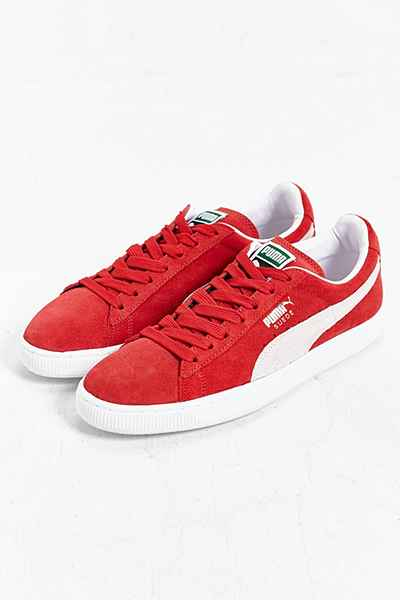 Puma Classic Suede on sale for $39 http://bit.ly/2cP34Lr