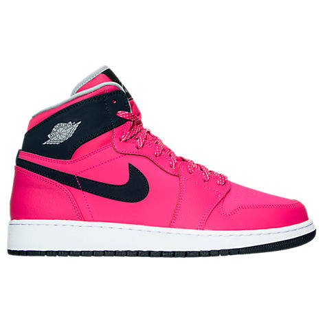 "Jordan 1 Mid Retro GS ""Vivid Pink"" on sale for $59.98 -> https://goo.gl/0azMVk"