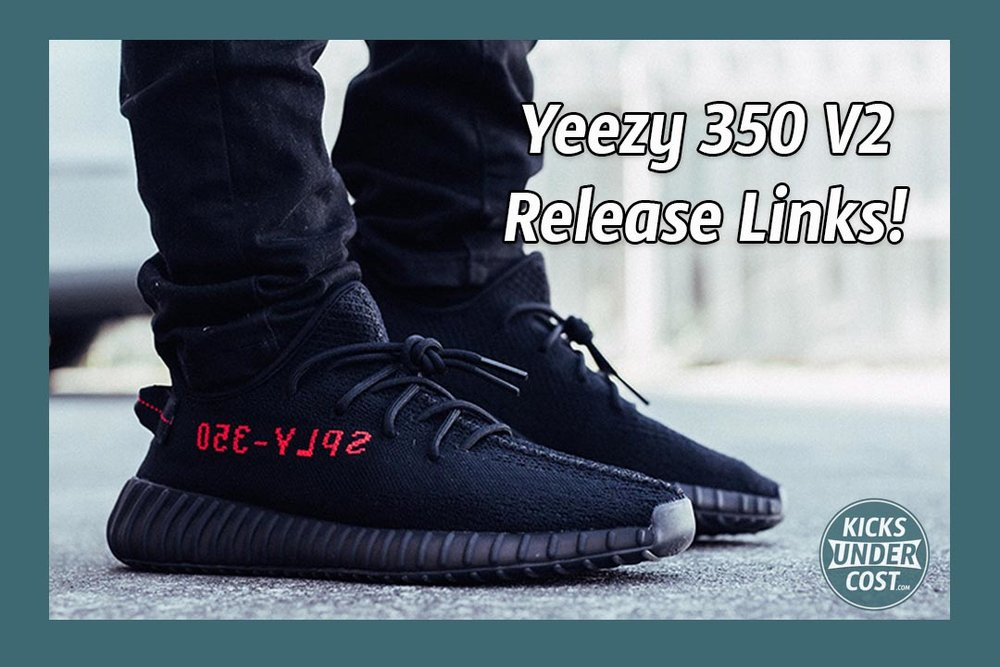 51% Off Adidas yeezy boost 350 v2 'black red' raffle uk Retail Price