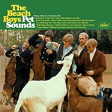 #1 Pet Sounds by The Beach Boys - (1966)