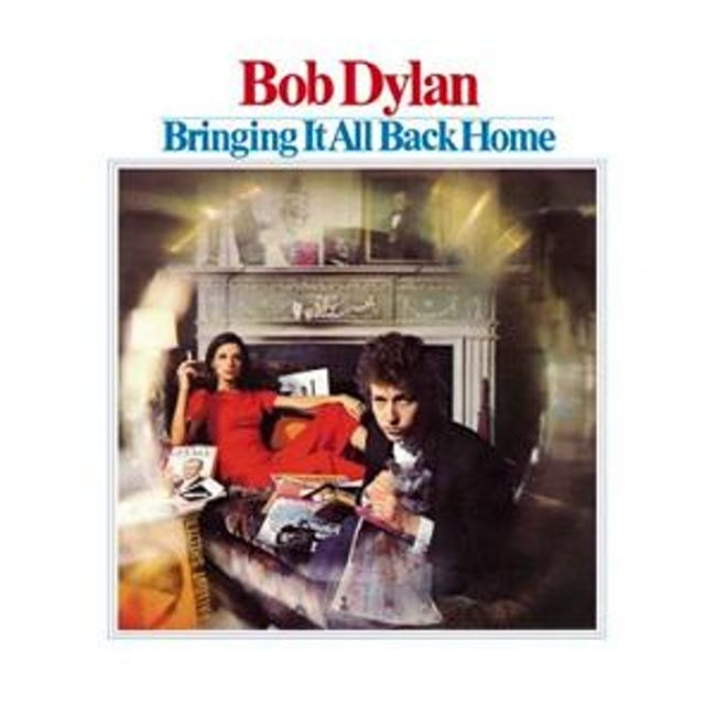 #8Bringing It All Back Homeby Bob Dylan - (1965)