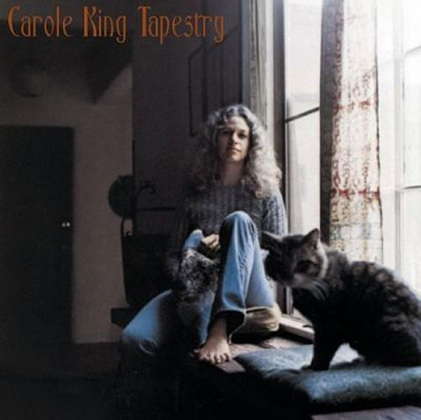 #3 Tapestry by Carole King  - (1971)