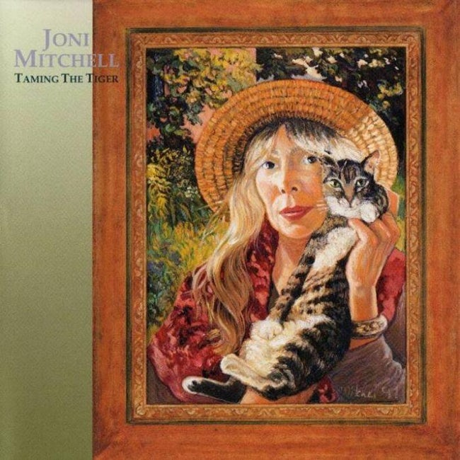 #9 Taming the Tigerby Joni Mitchell  - (1998)