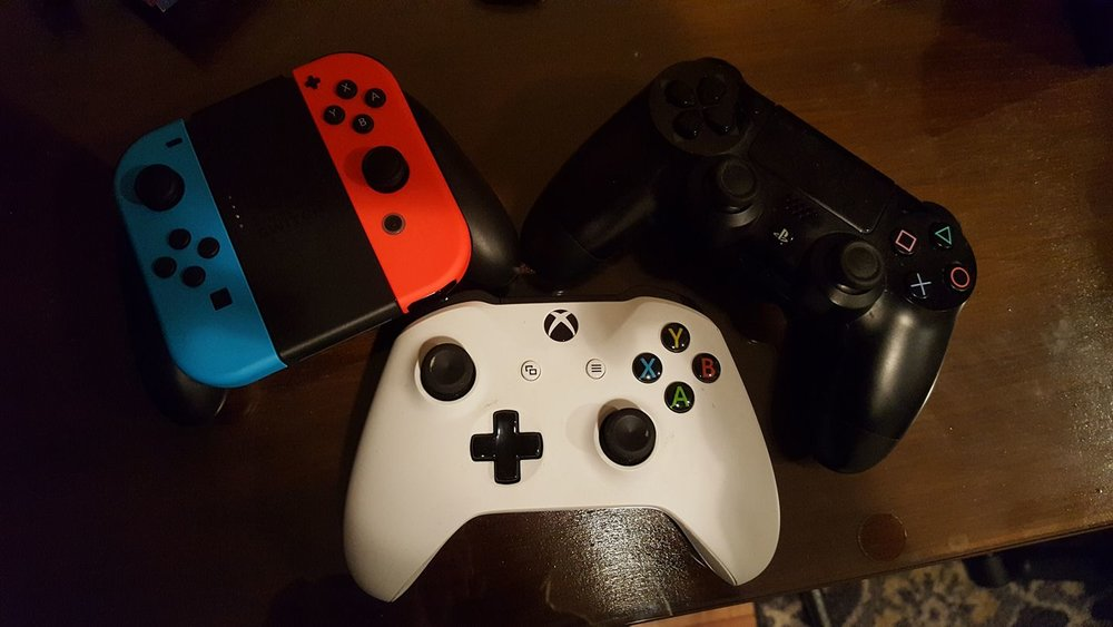 threecontrollers