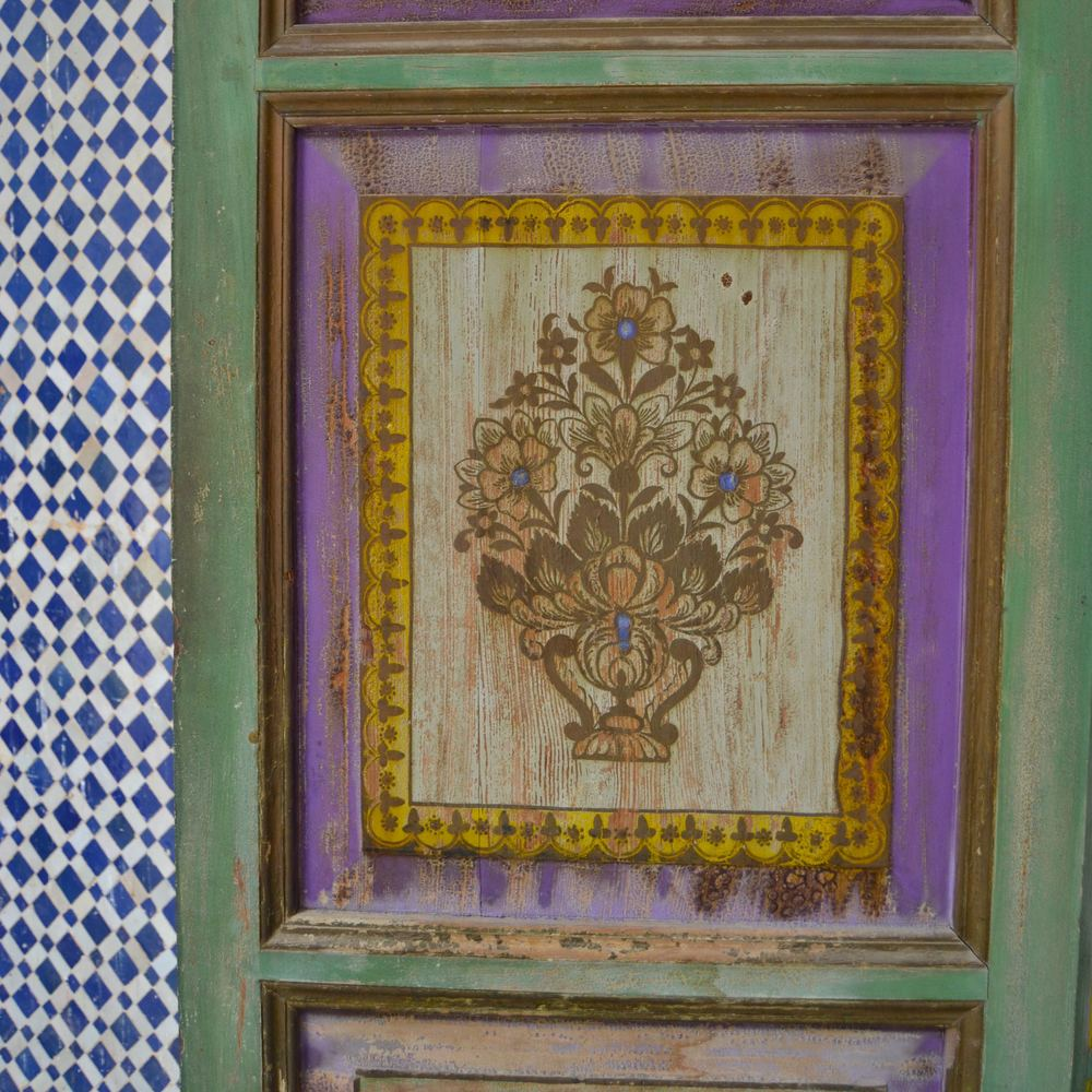 The Glaoui Palace Doors