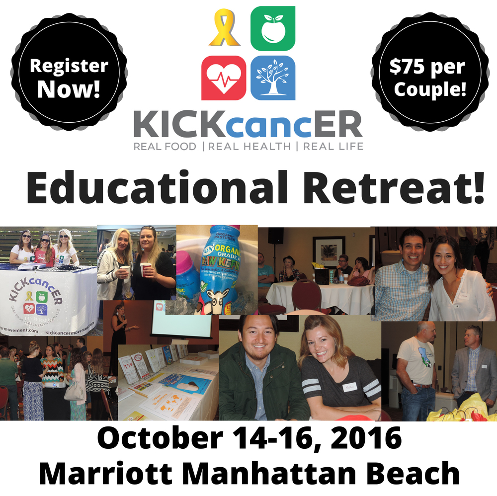 kickcancer-education-retreat