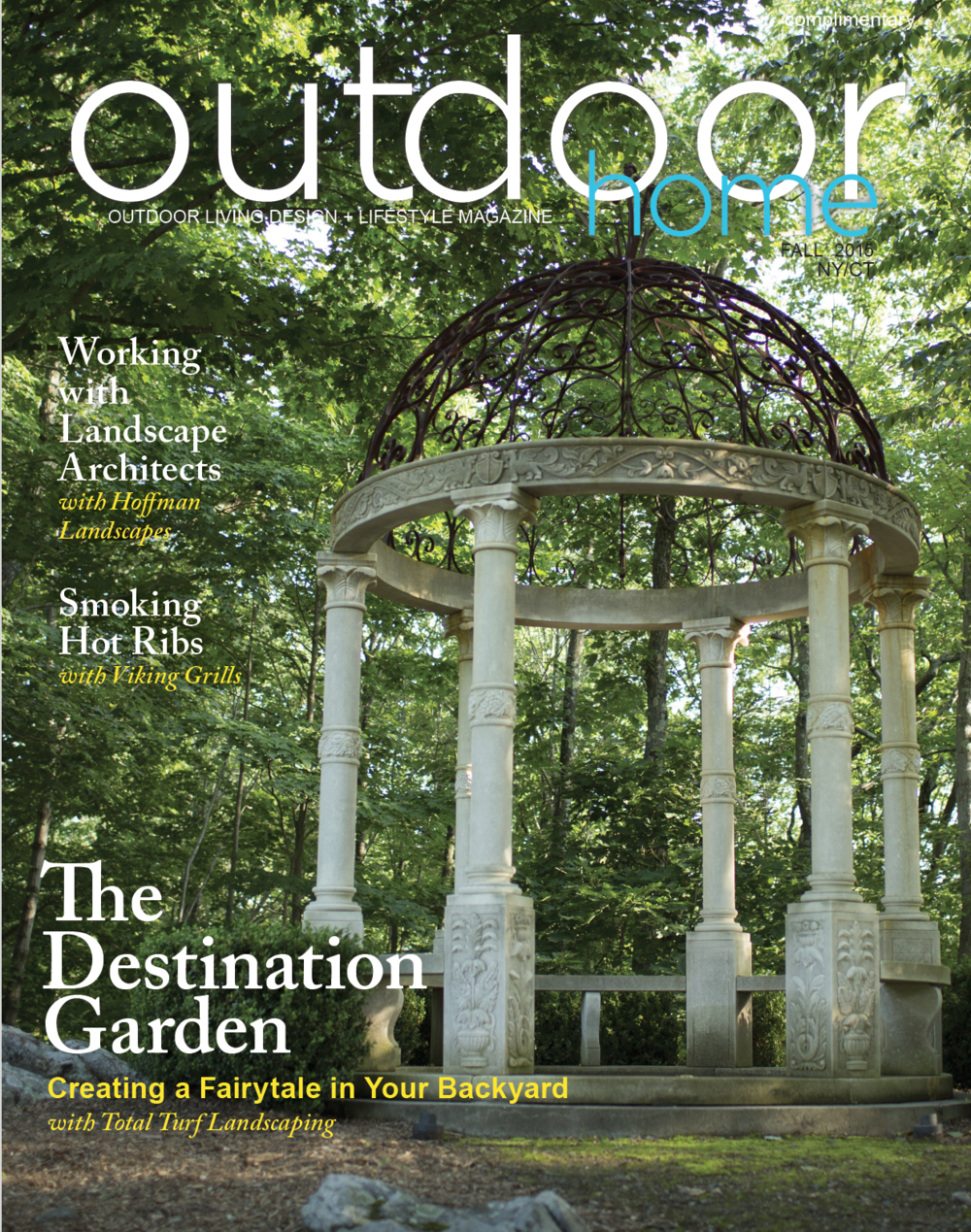 outdoor home magazine fall 2015 issue for westchester, putnam, dutchess, orange, fairfield, & litchfield counties