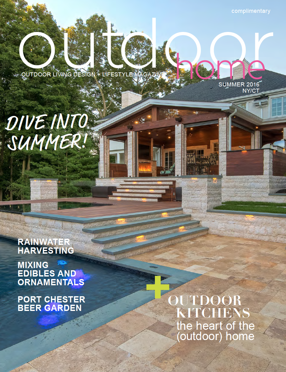 Summer 2016 outdoor home magazine