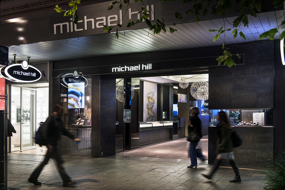Hichael Hill
