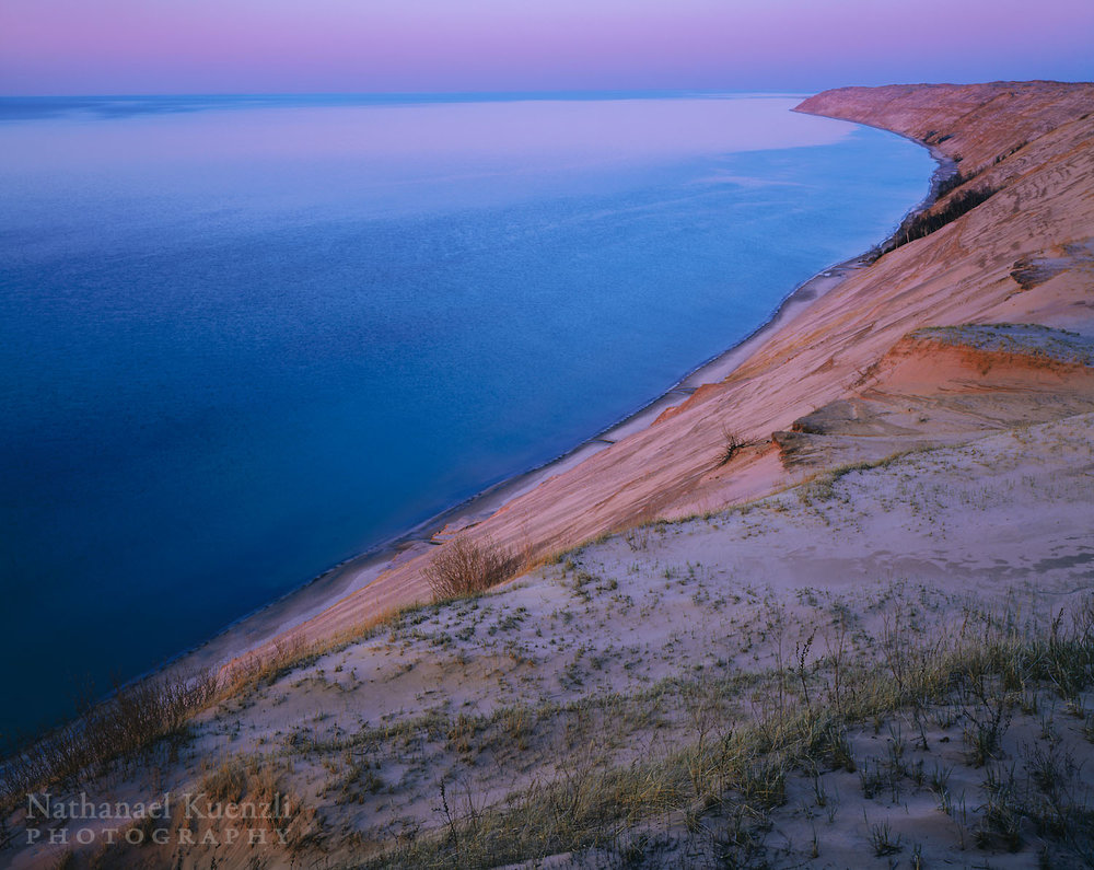 Grand Sable Banks And Dunes, Pictured Rocks National Lakeshore, Michigan, May 2003