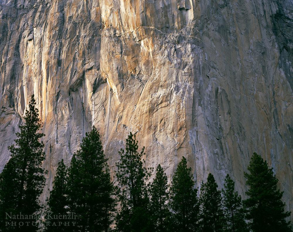El Capitan, Yosemite National Park, California, May 2007