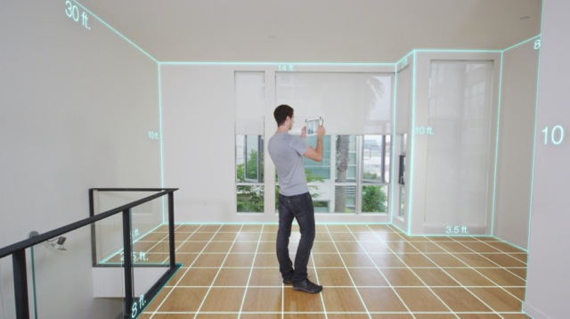 Image courtesy of Occipital Inc, maker of the Structure 3D sensor.