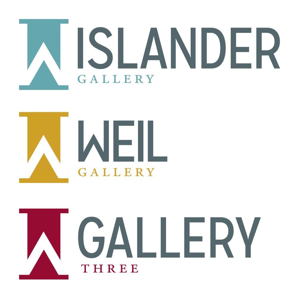 University Galleries Logos