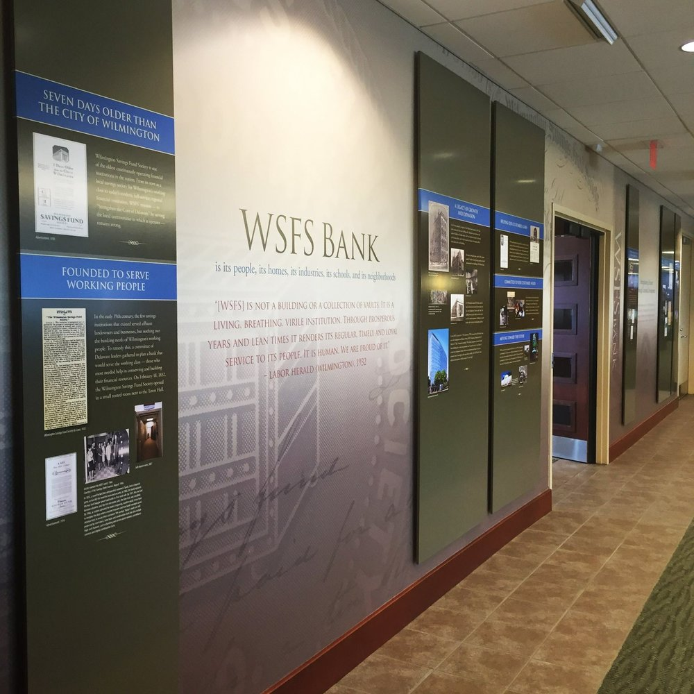 WSFS Bank Exhibit