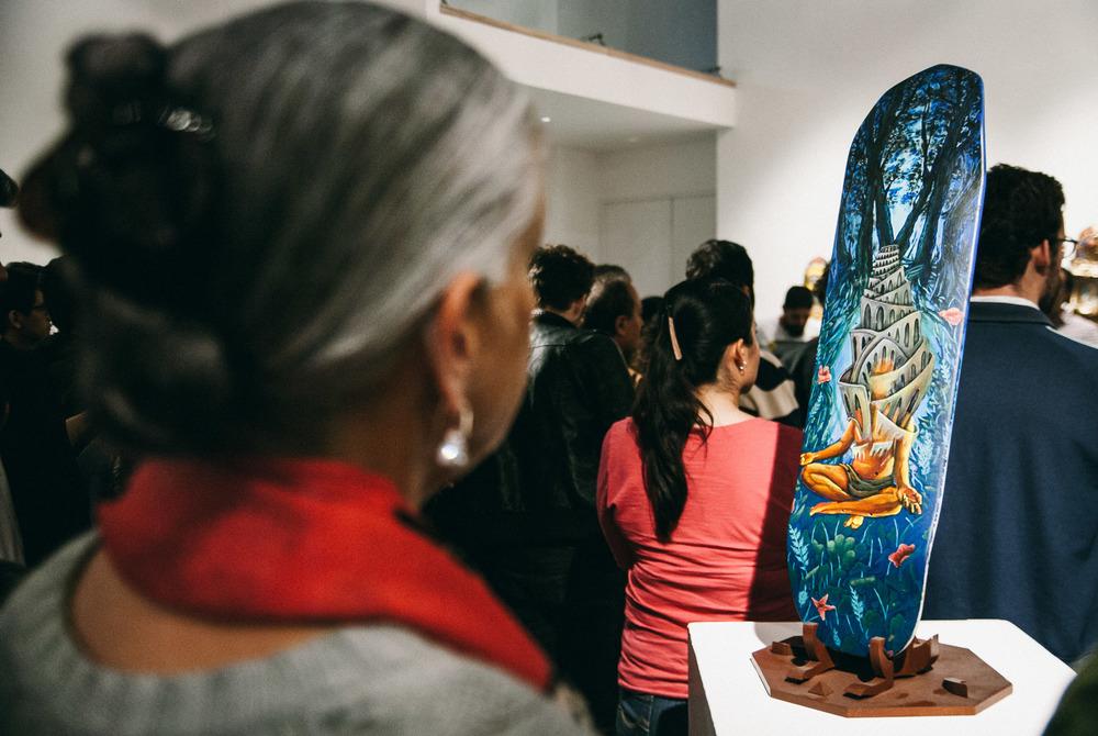 Board Dripper in Galería Libertad