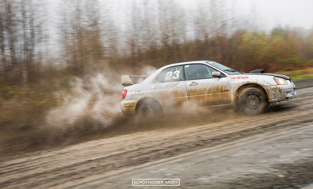 Mud, Sweat, and Gears -