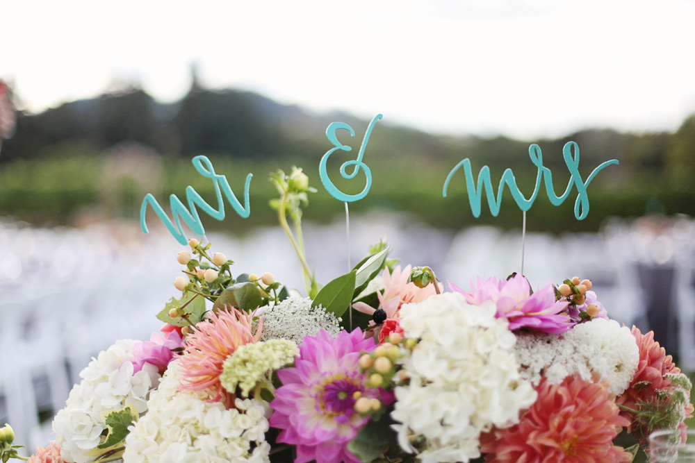 hannah + patrick wedding