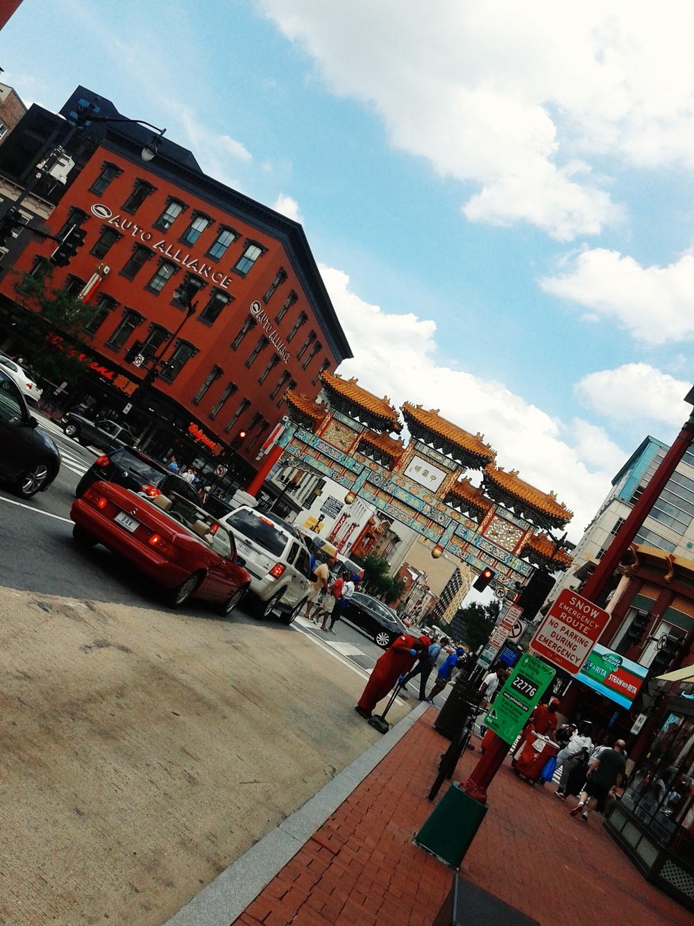 Vibrant China Town