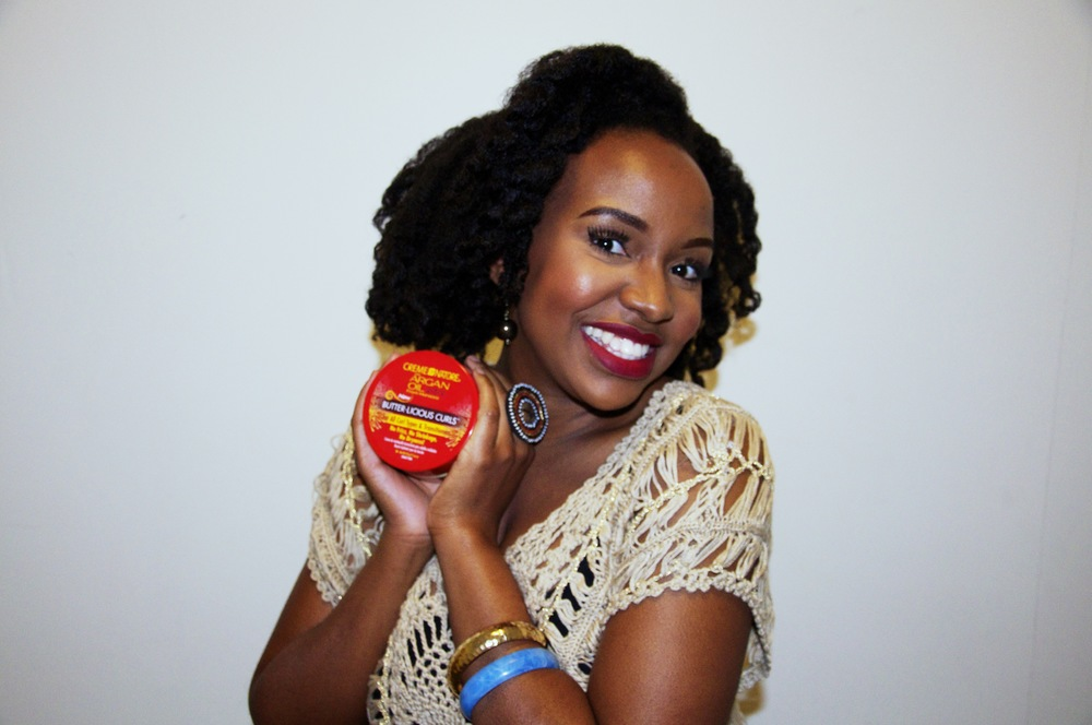 Creme of Nature with Argan Oil from Morocco Butter-licious Curls