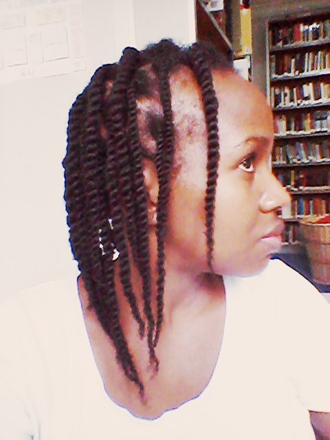 How To Use Two Strand Twists For Length Retention