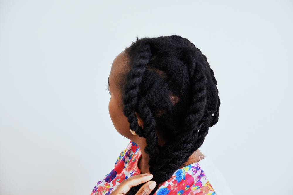 Caring for your hair in protective styles