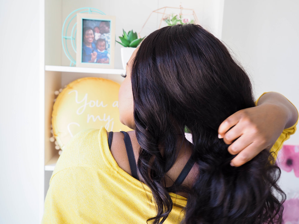 I Love This Virgin Malaysian Hair Full Lace Wig From Chinahairmall